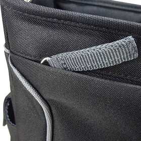 KlickFix Allegra Fashion Handlebar Bag black